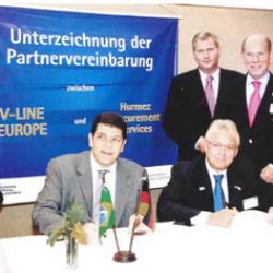 Publicação da Câmara de Comércio e Indústria Brasil-Alemanha. Ano 14, n9, Out2009