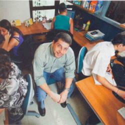 Publicação da revista Exame PME. Set-Out/2008 Franco da Hurmez: o fornecedor virou parceiro e depois investidor